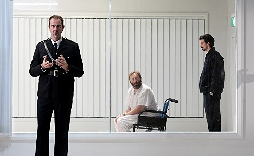 The Officer,  In the Penal Colony , Sydney Chamber Opera at NIDA.