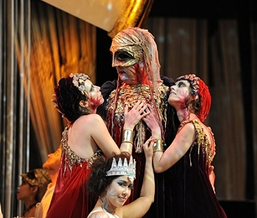 The Sorceress,  Dido and Aeneas,  Macau International Music Festival.