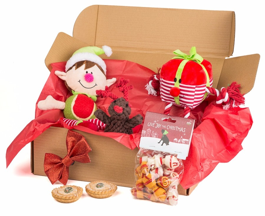 Christmas pet parcel - Pets at Home