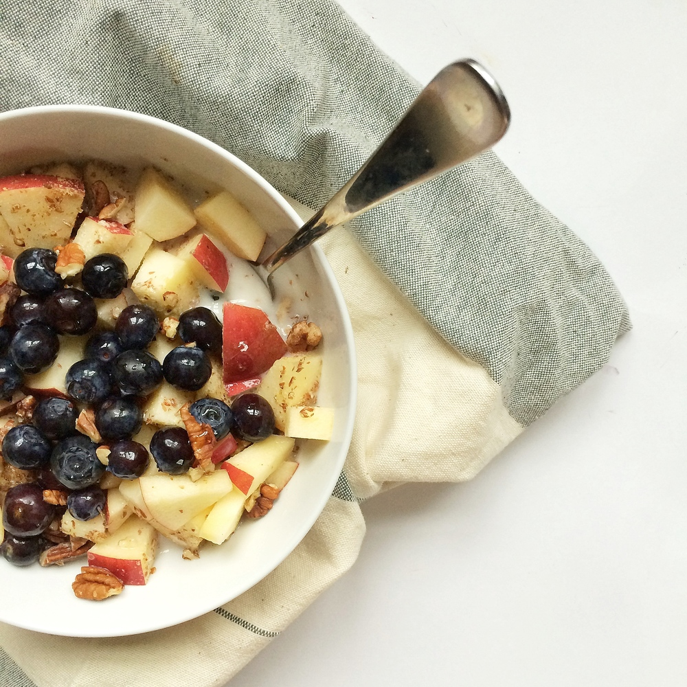 Homemade Whole Food Cereal