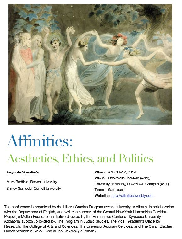 Affinities Flyer
