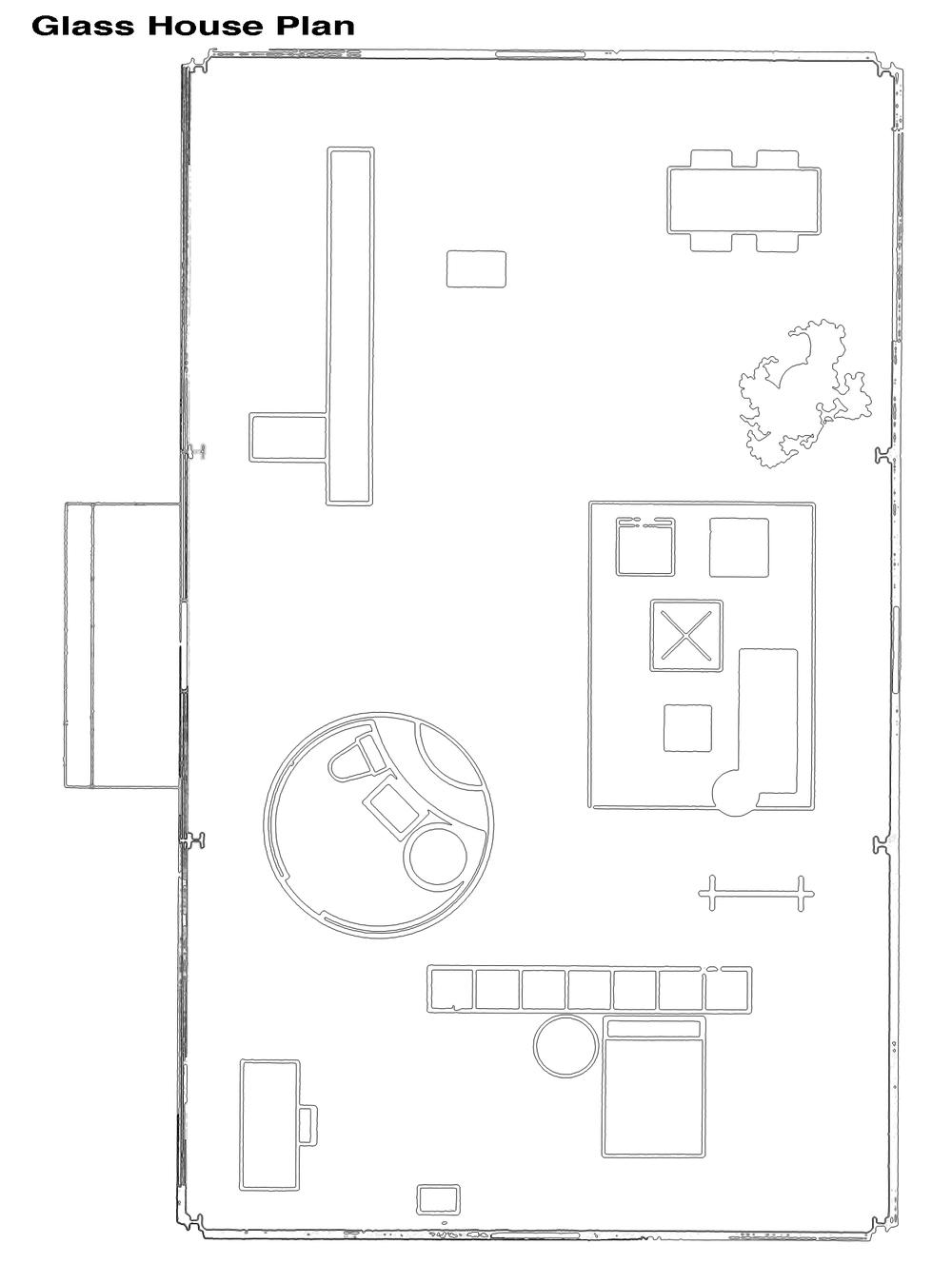 James belflower 39 s blog for Glass house design plans