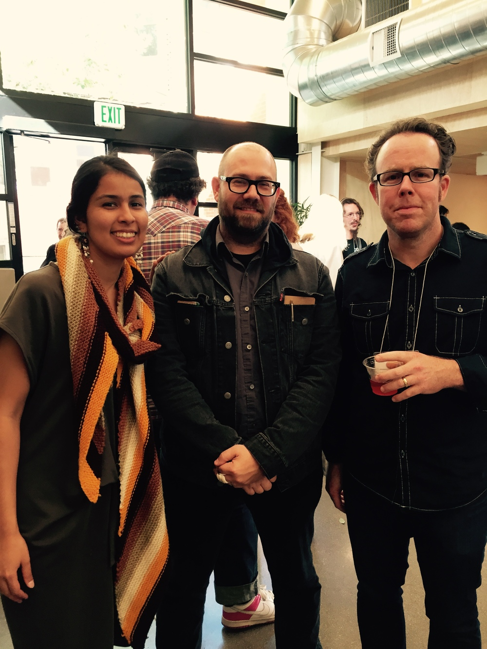 Maryam Parhizkar, David James Miller, & James Belflower
