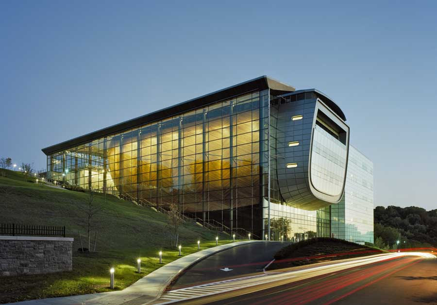 EMPAC Performance Hall