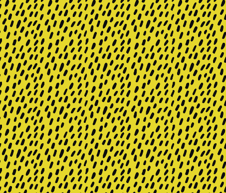 Chartreuse spots  by: hellomiles on spoonflower