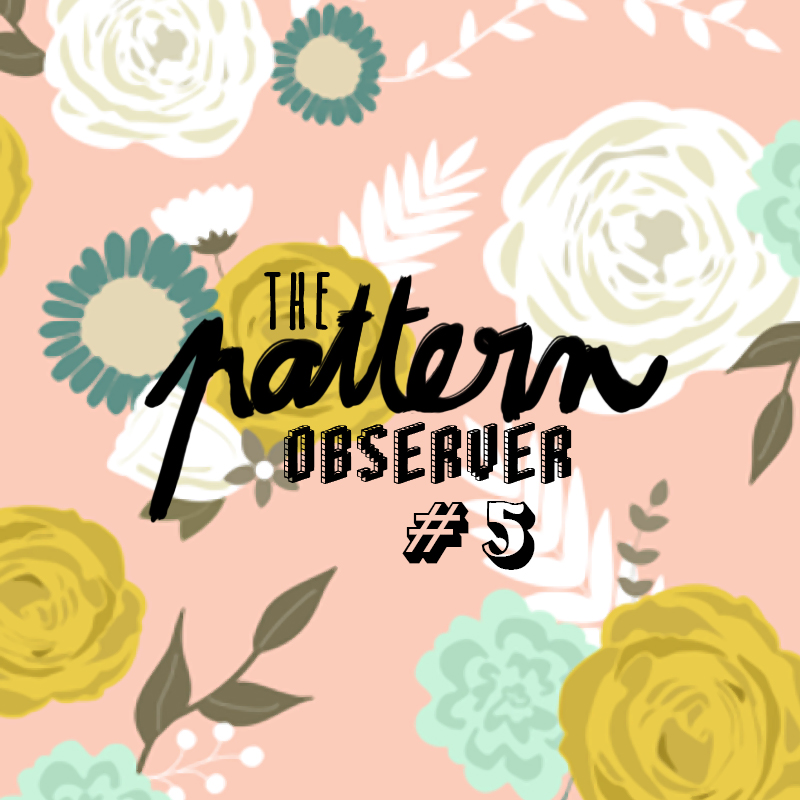 pattern design by Mint_peony