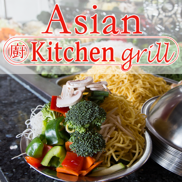 Asian Kitchen Grill