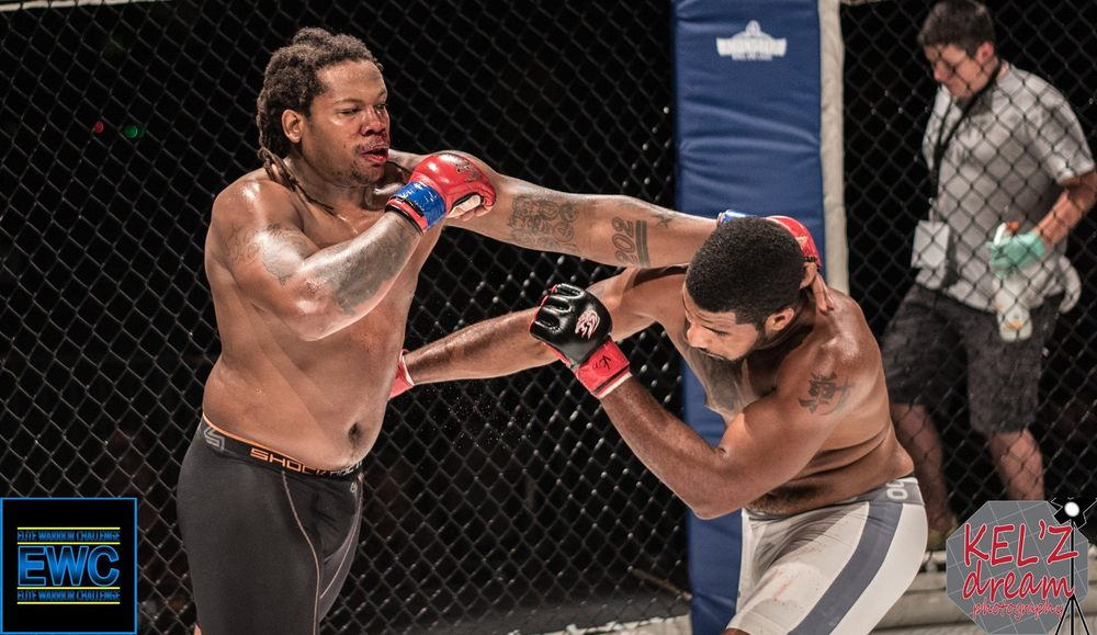 Freeman vs. Harris - Photo Credit:  Kel'z Dream Photography