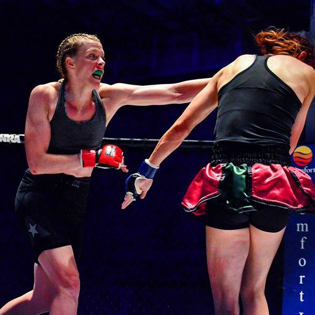7/23/2016 Cagezilla 41 - Heather Walker-Leahy vs. Chelsea McCoy #MMAinVA #Cagezilla