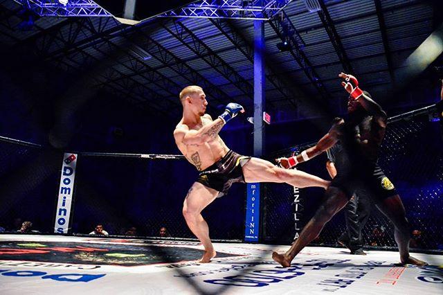 7/23/2016 Cagezilla 41 - Brent Walter vs. Antwan Bynum #MMAinVA #Cagezilla