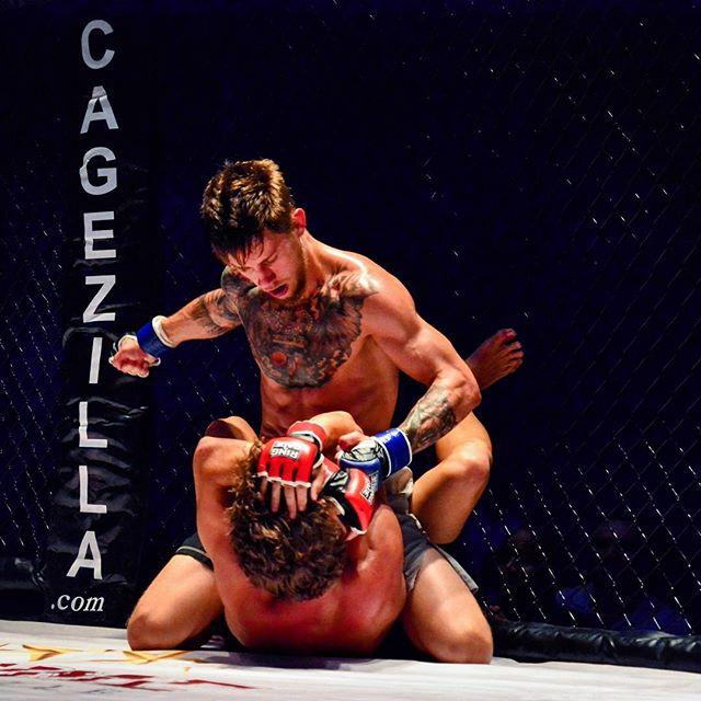 7/23/2016 Cagezilla 41 - Joseph Marino vs. Colton McClane #MMAinVA #Cagezilla