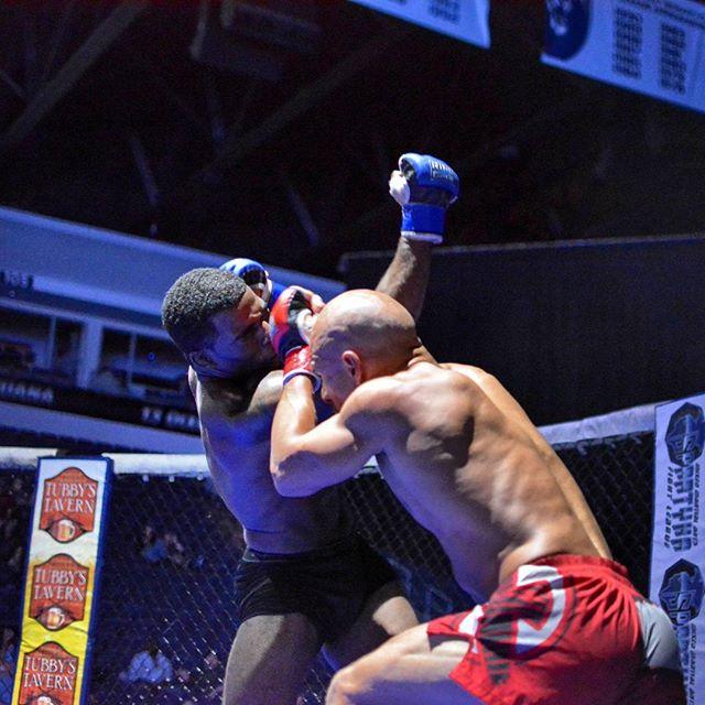 8/6/2016 Spartyka Fight League 25 - Damon Minor vs. Andres Encinales #MMAinVA #Spartyka25 #Spartyka