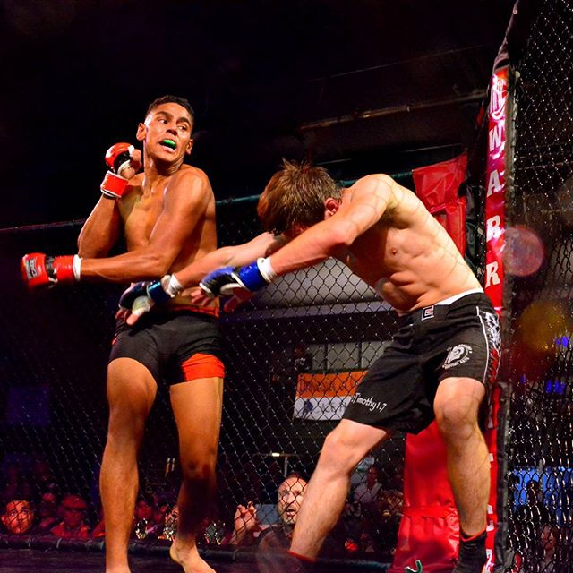 #TBT 8/29/2015 Fight Night Challenge - Carlos Martinez vs. Sean Peregoy #MMAinVA #FNC
