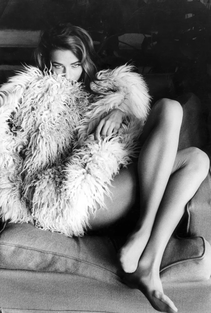 Charlotte Rampling (of course), attribution unknown