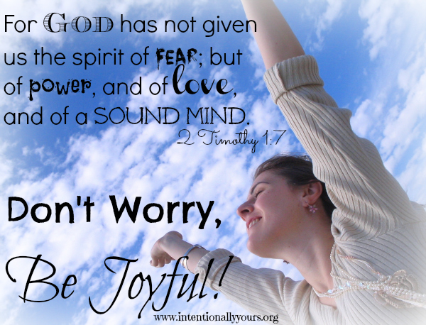 Don't Worry, Be Joyful