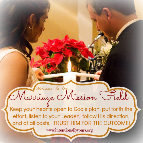 Marriage Mission Field