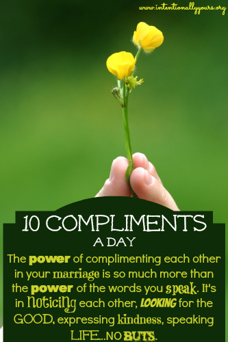10 compliments a day