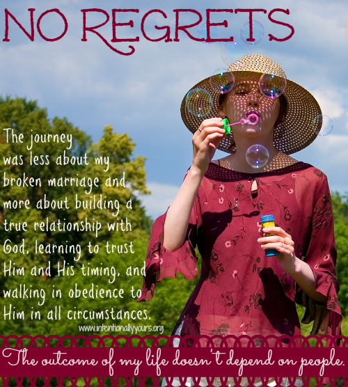 no regrets