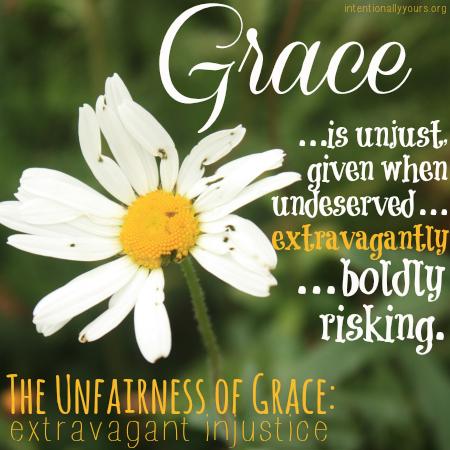 grace injustice