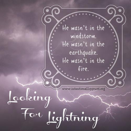 lookingforlightning