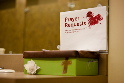 AOM Prayer Requests
