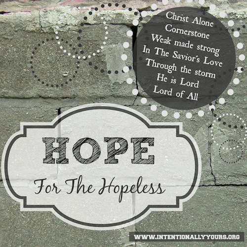hopeforthehopelessIY