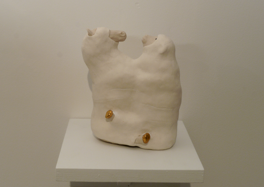 Couple (Sheep Horse), 2015