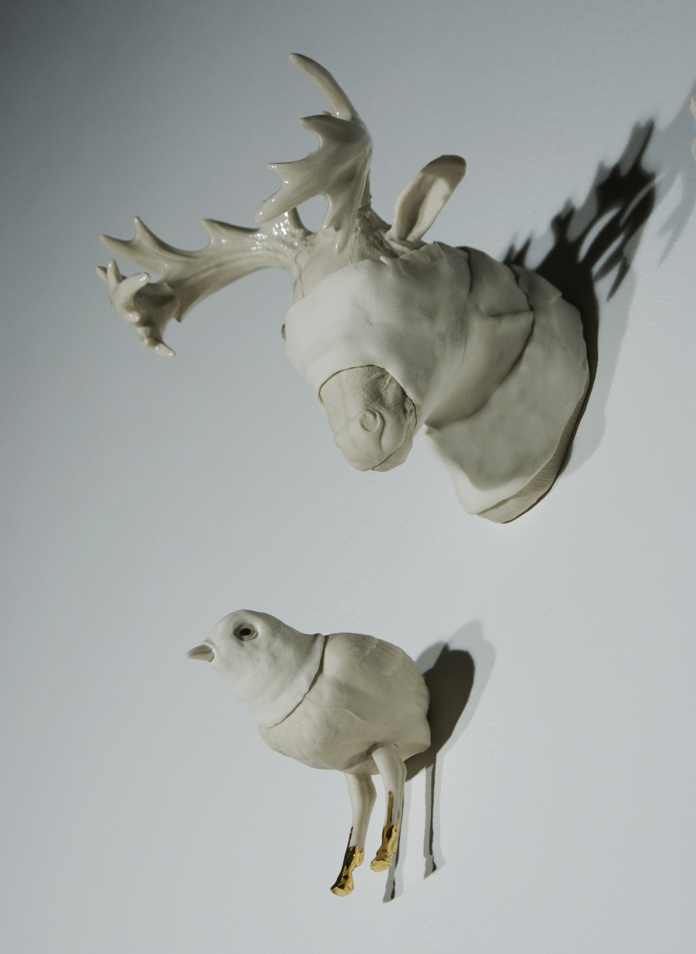 Bird and Deer (2012)
