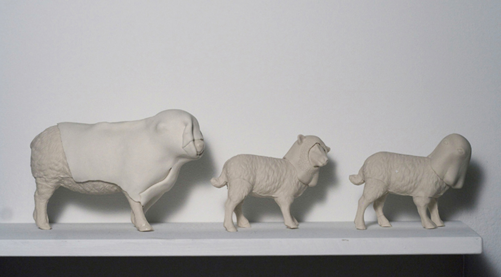 Three Sheep (2012)