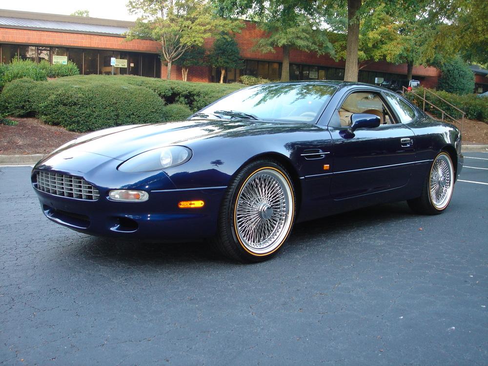 Aston DB7  s