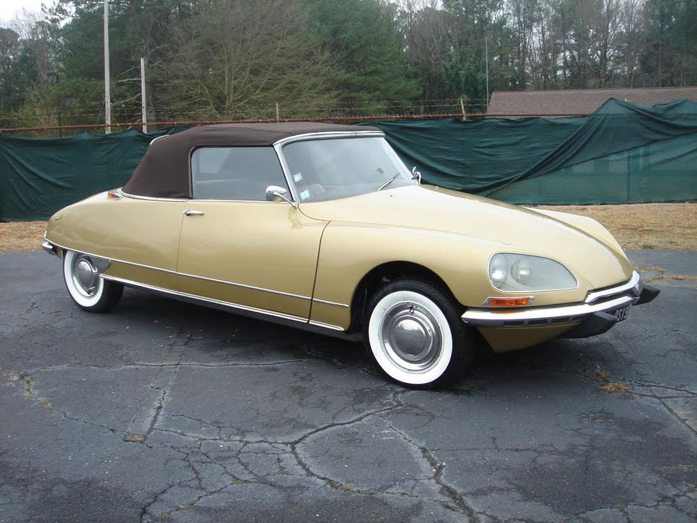 Citroen DS21 Co  nvertible