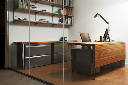 The Contemporary Austin - Office Furniture
