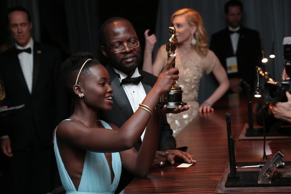 Lupita Nyong'o - Academy Awards