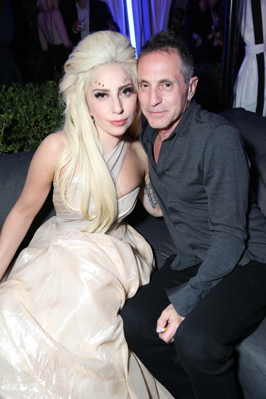 Lady Gaga, Arthur Fogel - 2014