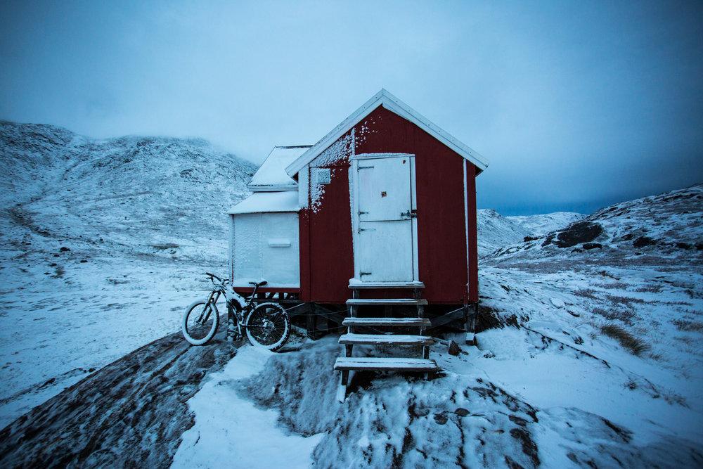 Arctic Circle, Greenland