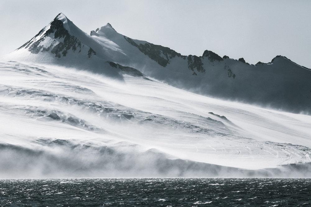 Andersson Nunatak, Antarctica