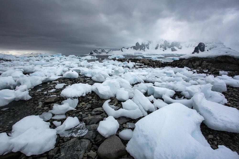 Ronge Island, Antarctica