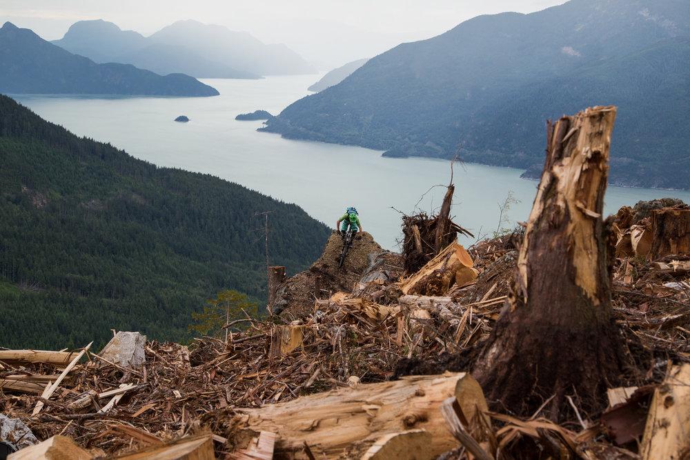 Uwe, Squamish, BC. Canada
