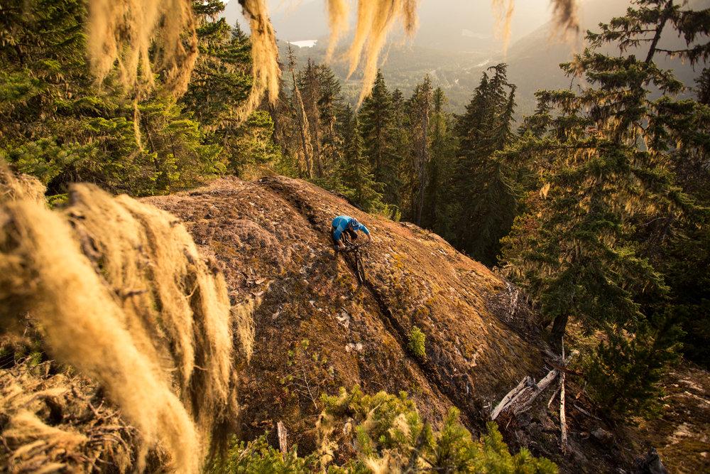Scott, Whistler, BC. Canada