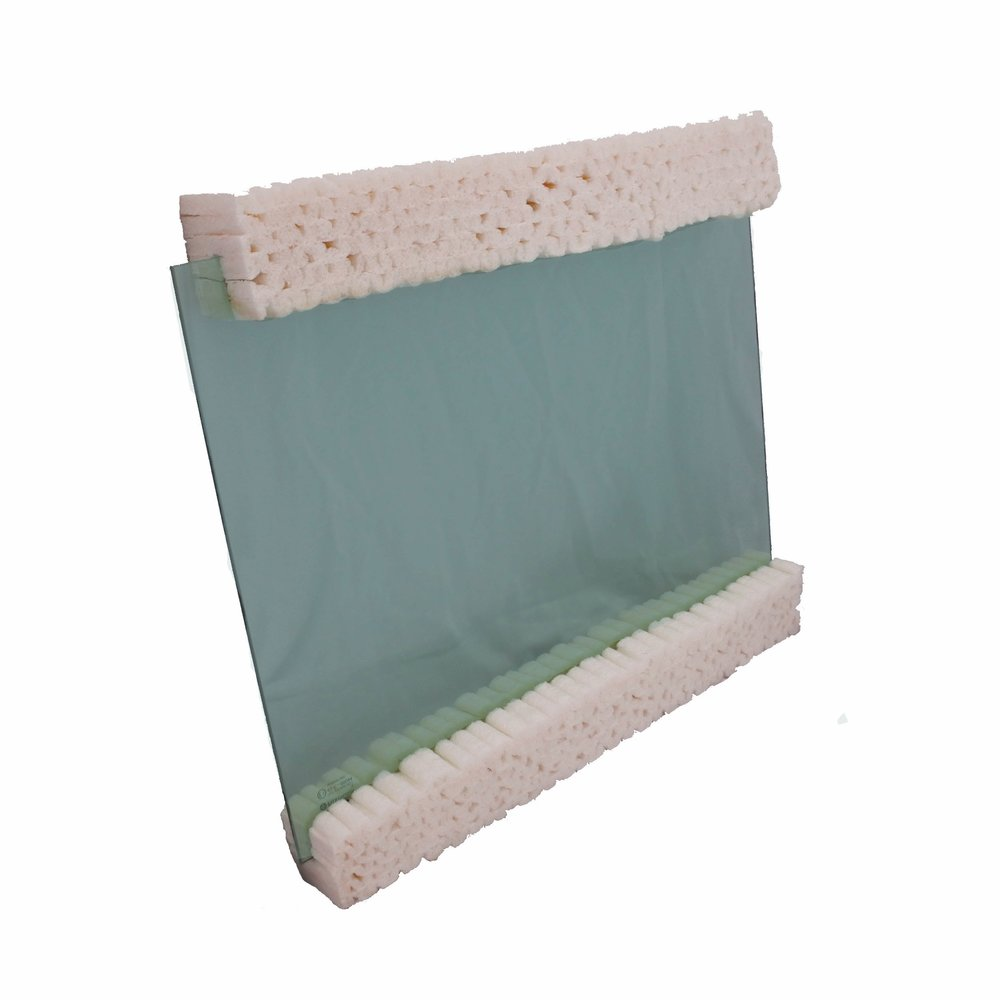 Green Cell Foam windshield eco packaging
