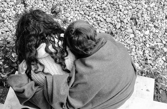 Sati and Abhaya hug.jpg