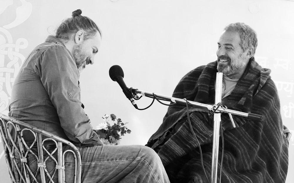 Madhu & Deva laughing.jpg