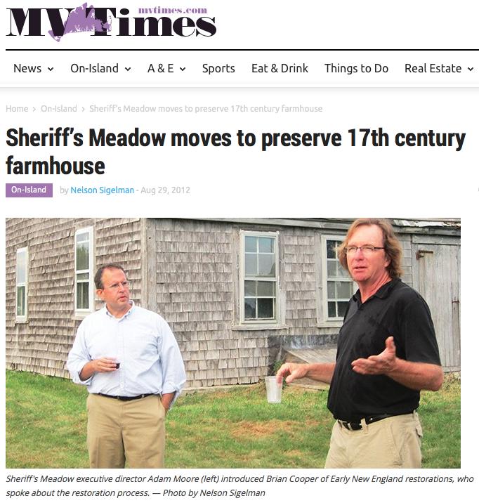 MV Times - August 2012