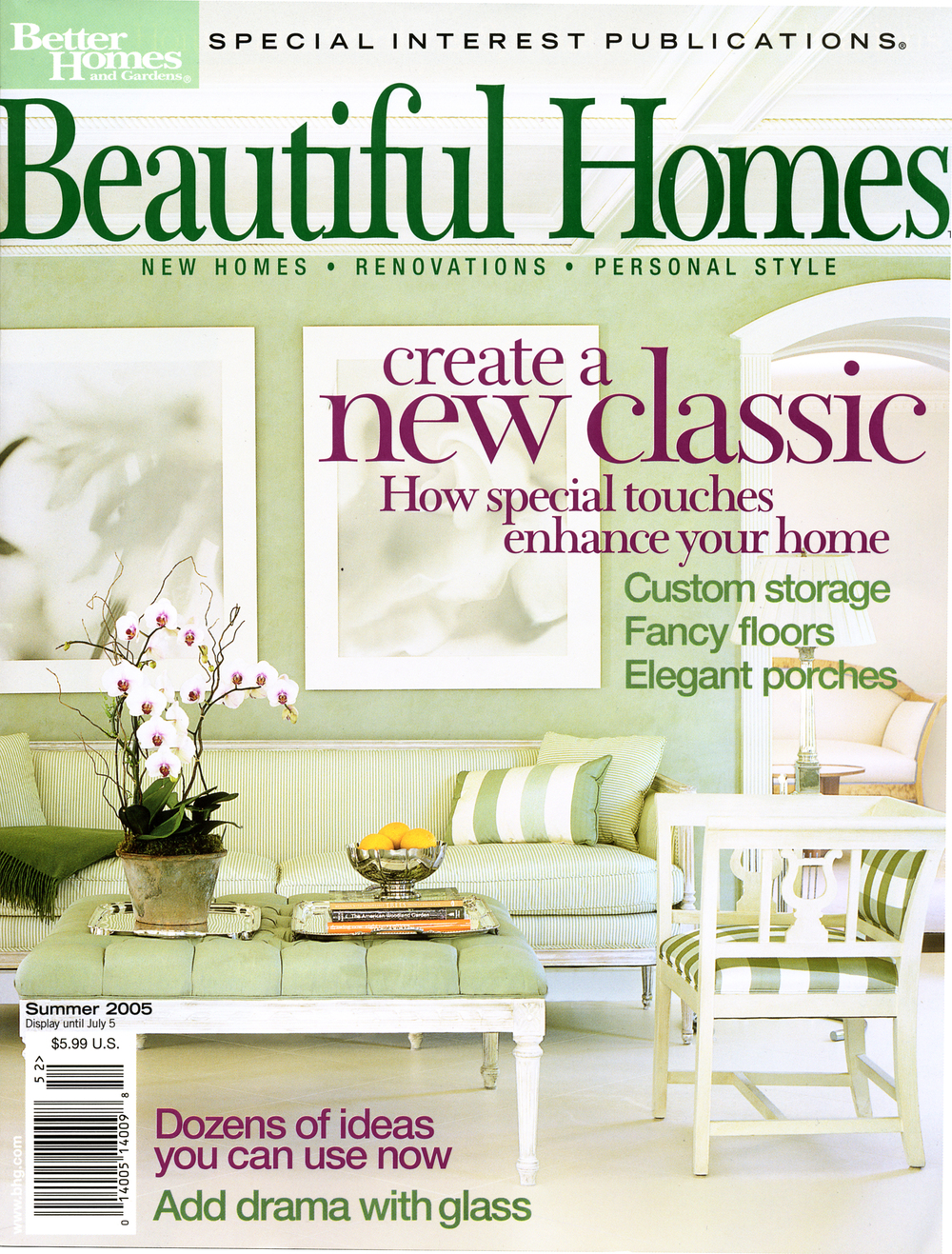 Better Homes & Gardens - Summer 2005