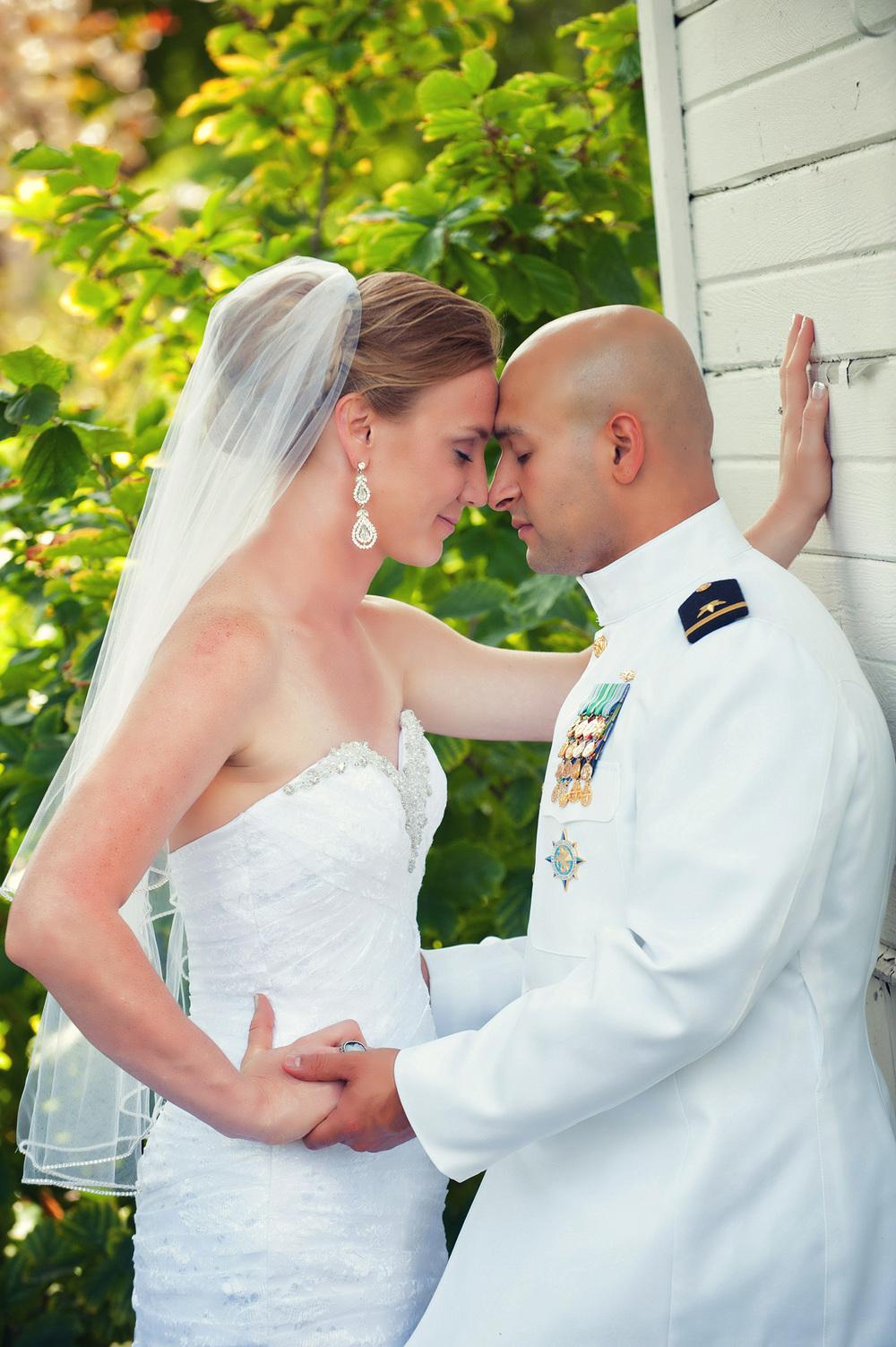 chris and megan wedding