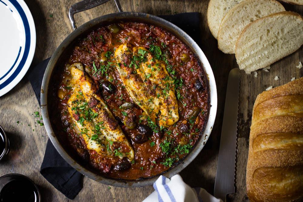 fish & seafood -
