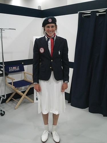 Flashback to 2012 Olympics
