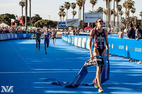 Gwen's first WTS win in San Diego