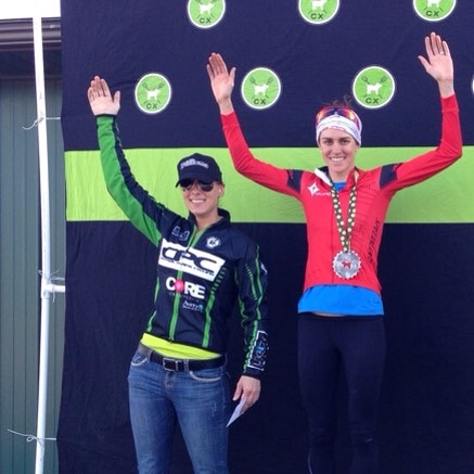 Green Acres Podium.