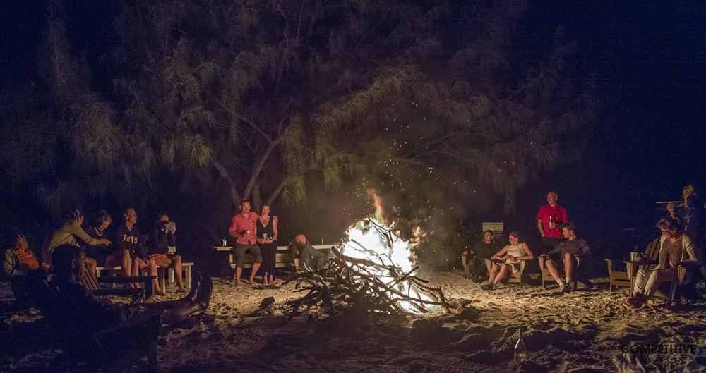 Bonfire. Photo thanks to Paul Phillips